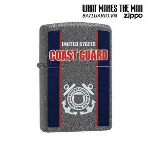 Zippo 29386 – Zippo US Coast Guard – Crest Iron Stone