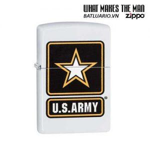 Zippo 29389 – Zippo US Army Star White Matte