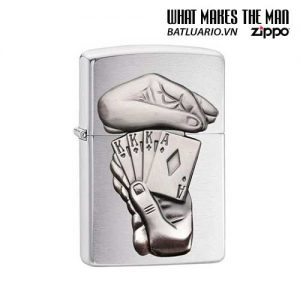 Zippo 29396 – Zippo Lighter Surprise Trick High Polished Chrome
