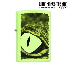 Zippo 29414 – Zippo Alligator Green Neon Yellow