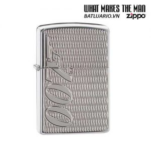 Zippo 29550 – Zippo James Bond Armor High Polish Chrome