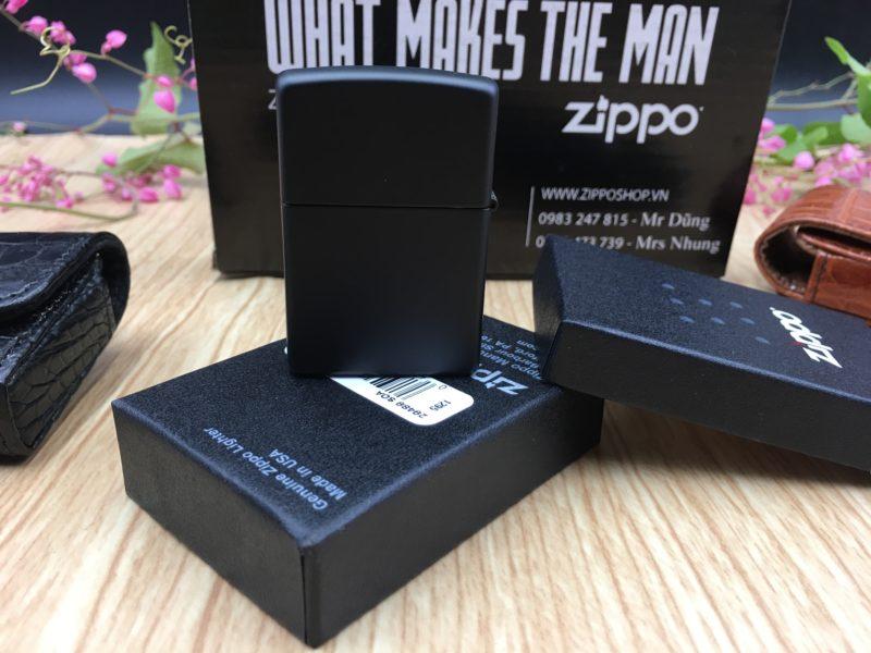 Zippo 29489 - Zippo Soa Emblem Black Matte 6