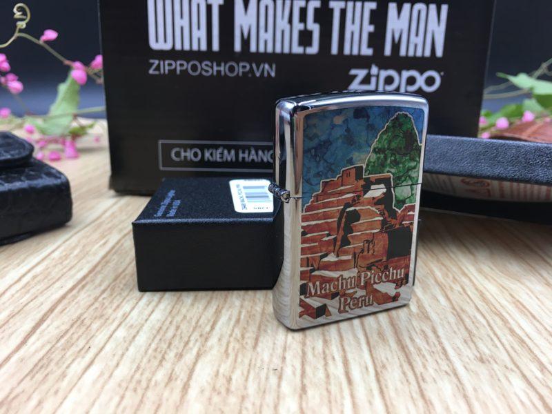 Zippo 29496 - Zippo Machu Picchu - Peru Fusion 6