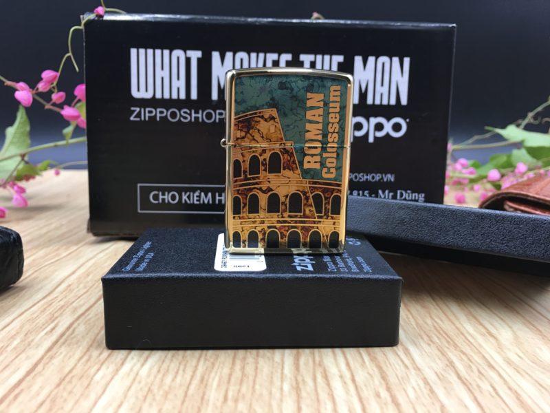 Zippo 29497 - Zippo Roman Colosseum Fusion 2