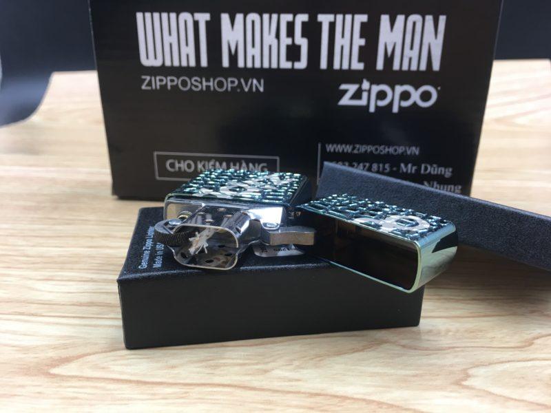 Zippo 29525 - Zippo Alligator Armor® Chameleon 11