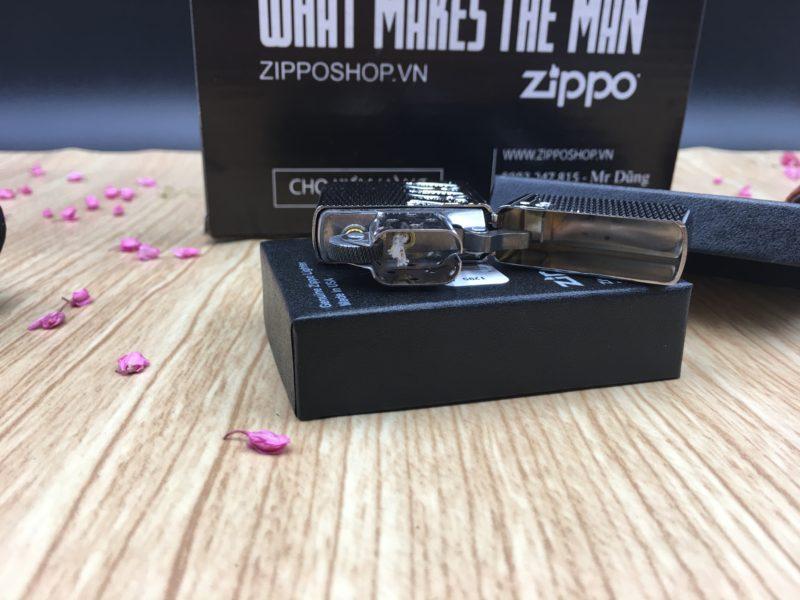 Zippo 29550 - Zippo James Bond Armor High Polish Chrome 6