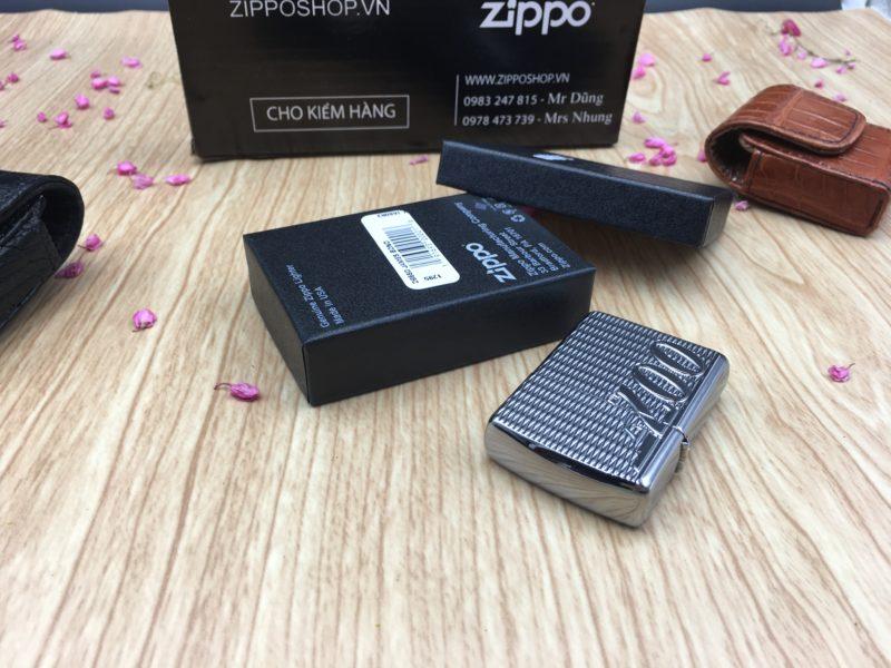 Zippo 29550 - Zippo James Bond Armor High Polish Chrome 9