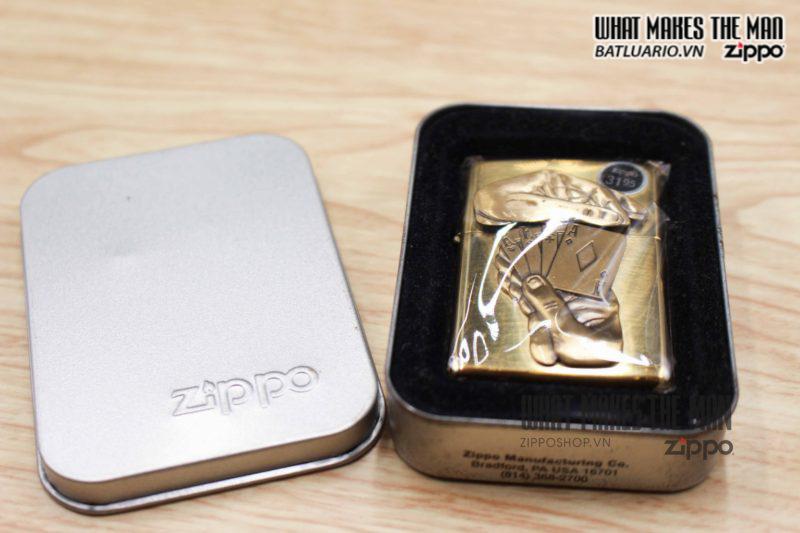 ZIPPO LA MÃ 1998 – CHỦ ĐỀ VỀ BÀI 2