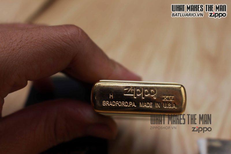 ZIPPO LA MÃ 1999 – ZIPPO SCRIMSHAW SHIP 1