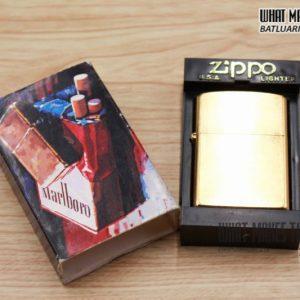 ZIPPO MARLBORO 2003 – GOLD DUST 1