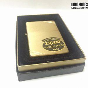 ZIPPO LA MÃ 1994 – ZIPPO VINTAGE – REPLICA 1937 2