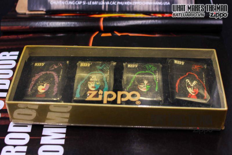 ZIPPO SET – KISS 2