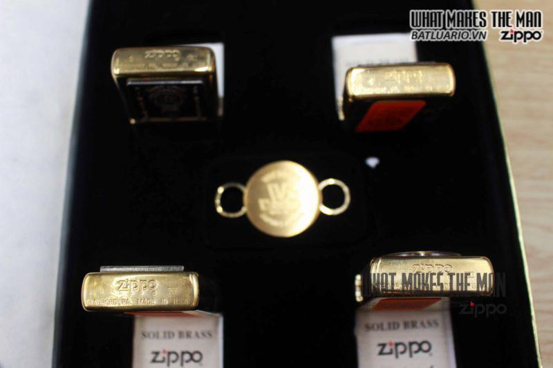 ZIPPO SET – WORLD WAR II – LIMITED EDITION VOL 1 1