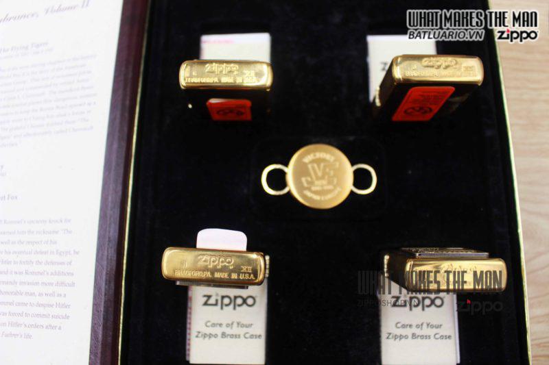 ZIPPO SET – WORLD WAR II – LIMITED EDITION VOL 2 5