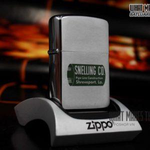 ZIPPO XƯA 1960 – SNELLING CO. 2