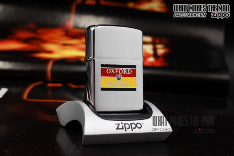 ZIPPO XƯA 1961 – OXFORD PAPERS 1