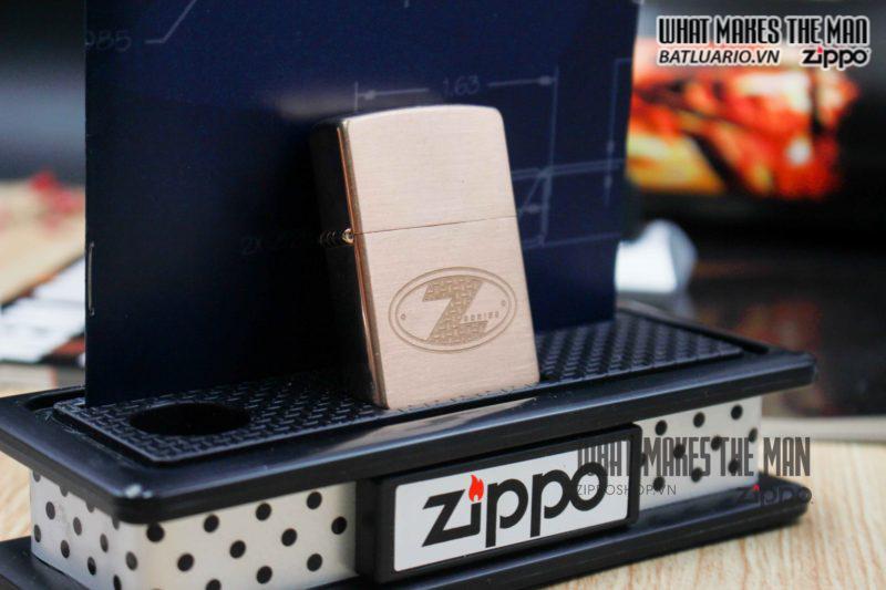 ZIPPO Z-SERIES COPPER PROJECT A – 2002 10
