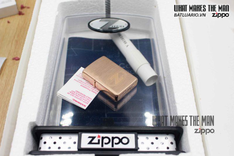 ZIPPO Z-SERIES COPPER PROJECT A – 2002 7
