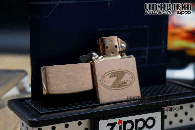 ZIPPO Z-SERIES COPPER PROJECT A – 2002 2