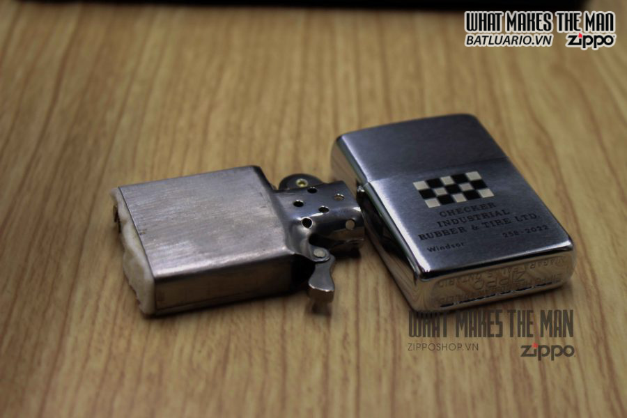 ZIPPO CANADA 1970S – CHECKER INDUSTRIAL RUBBER & TIRE LTD. 6
