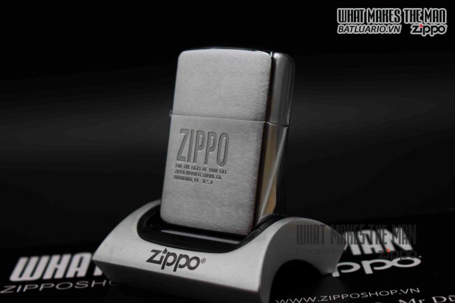 ZIPPO LA MÃ 1990 – ZIPPO FOR THE LIGHT OF YOUR LIFE 3