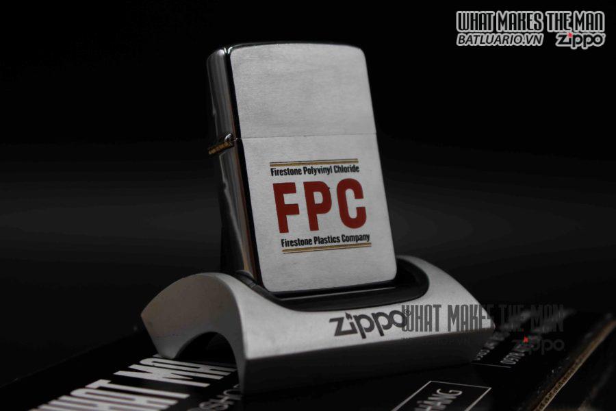 ZIPPO XƯA 1971 – FPC FIRESRONE PLASTICS COMPANY 3