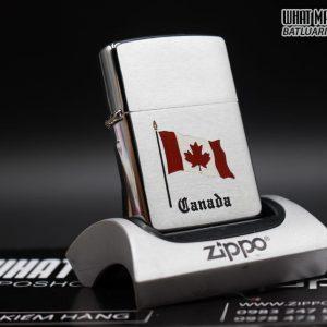 ZIPPO CANADA – LA MÃ 1993 – QUỐC KÌ CANADA 3