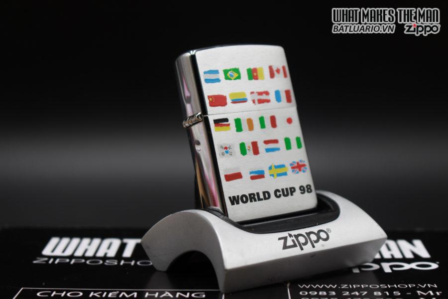 ZIPPO LA MÃ 1997 – WORLD CUP 98 3