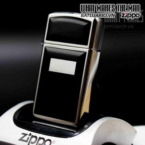 Zippo 1655 Slim Ultralite Black