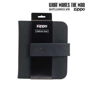 Zippo Collector's Case 8 - Vỉ đựng Zippo