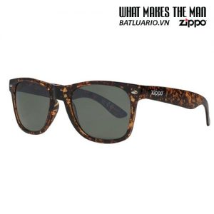 OB21-04 - Green Flash Classic Sunglasses With Polarized Lenses