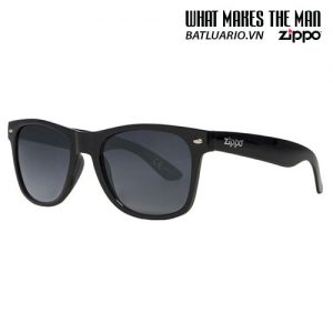 OB21-05 - Smoke Classic Sunglasses With Polarized Lenses