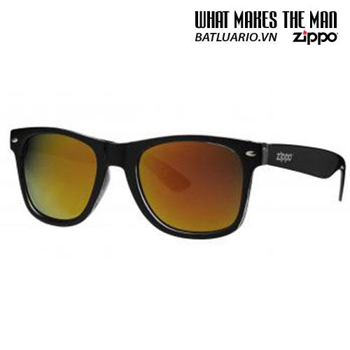 OB21-06 – Crystal Black Classic Sunglasses