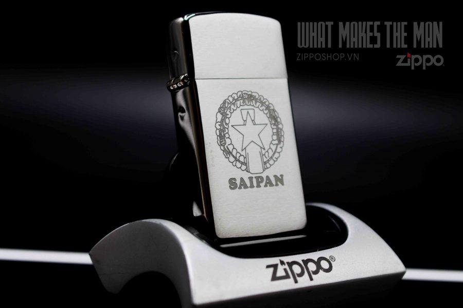ZIPPO 1600 SAIPAN SEAL 2 1