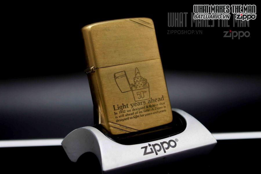 ZIPPO 1932-1982 – 50TH ANNIVERSARY 4