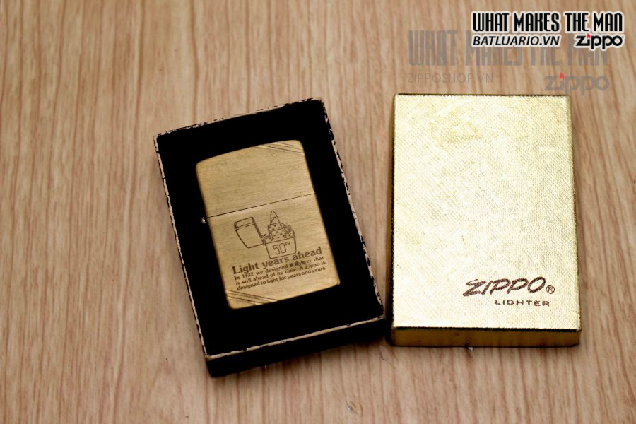 ZIPPO 1932-1982 – 50TH ANNIVERSARY 5