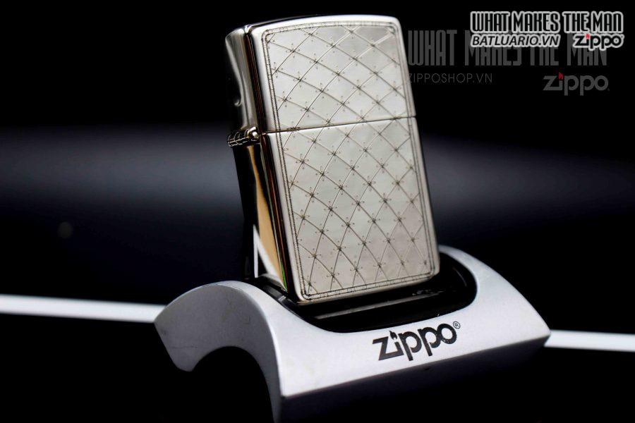 ZIPPO 1932-1992 – SILVER PLATE 6