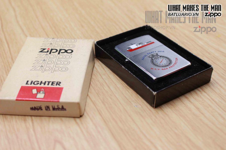 ZIPPO 1984 – NAVAL PARTY 2010 3