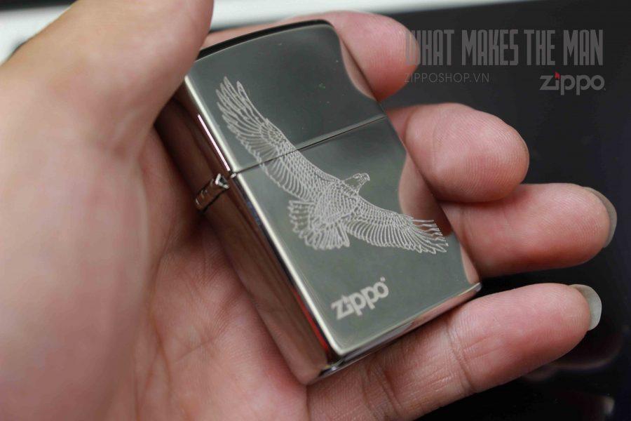 ZIPPO 250 LARGE EAGLE DESIGN 3