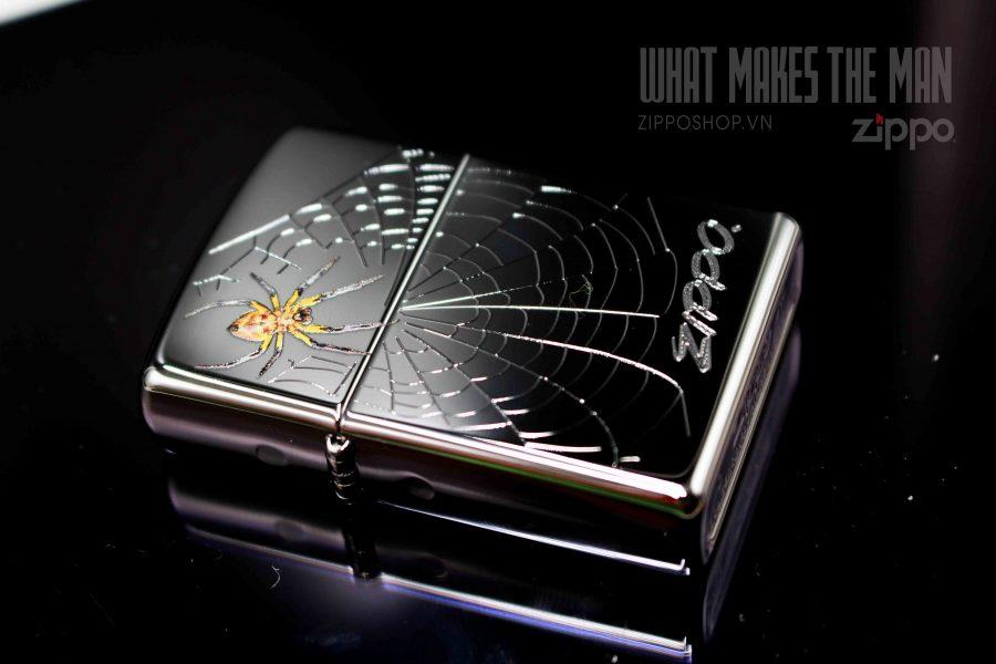 ZIPPO 250 SPIDER AND WEB 6