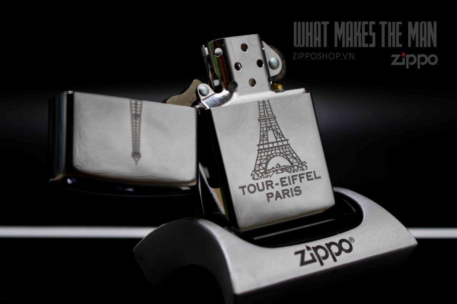 ZIPPO 250 TOUR - EIFFEL PARIS 5