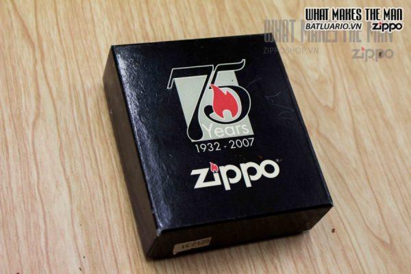 ZIPPO 75TH ANNIVERSARY – ZIPPO 75TH BENELUX 1 OF 250 9