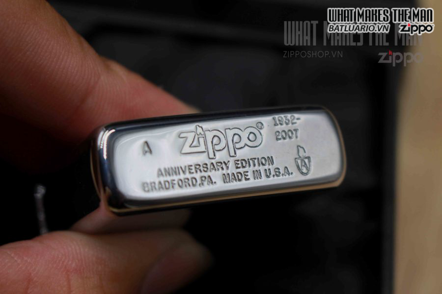 ZIPPO 75TH ANNIVERSARY – ZIPPO 75TH BENELUX 1 OF 250 6