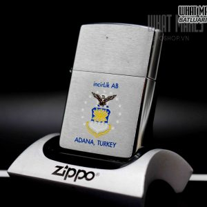 ZIPPO LA MÃ 1998 – INCIRLIK AB 1