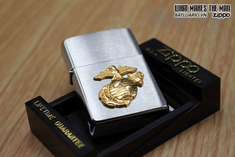 ZIPPO LA MÃ 1999 – USMC THỦY QUÂN LỤC CHIẾN 1