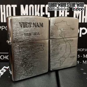 ZIPPO Việt Nam WAR 06 - Tái Bản 2017 - ZIPPO VNW06