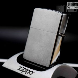 ZIPPO XƯA – 1963 – CITY OF NEW YORK POLICE PBA 1
