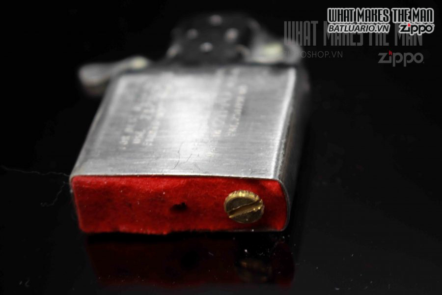 ZIPPO XƯA 1967 – NATIONAL STATE BANK 3