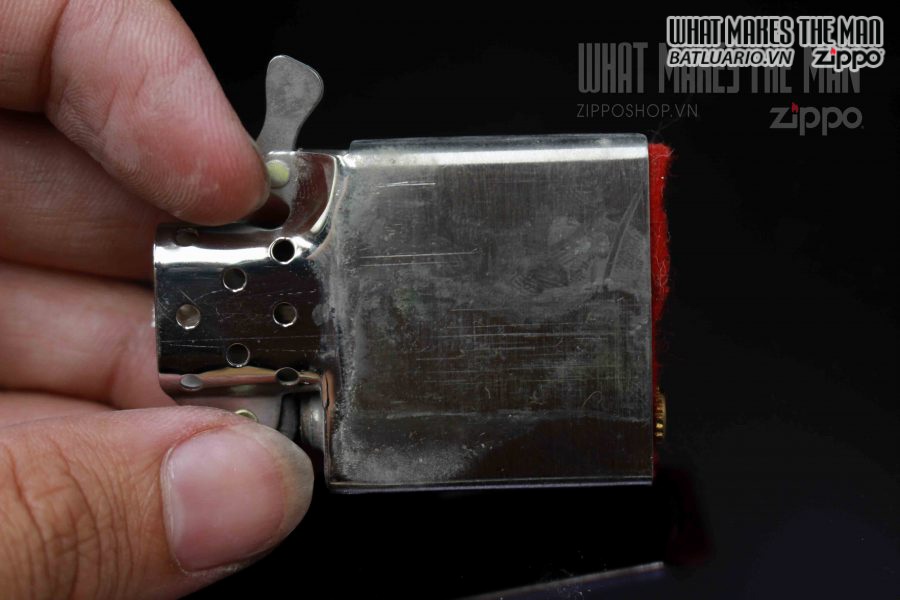 ZIPPO XƯA 1967 – NATIONAL STATE BANK 4
