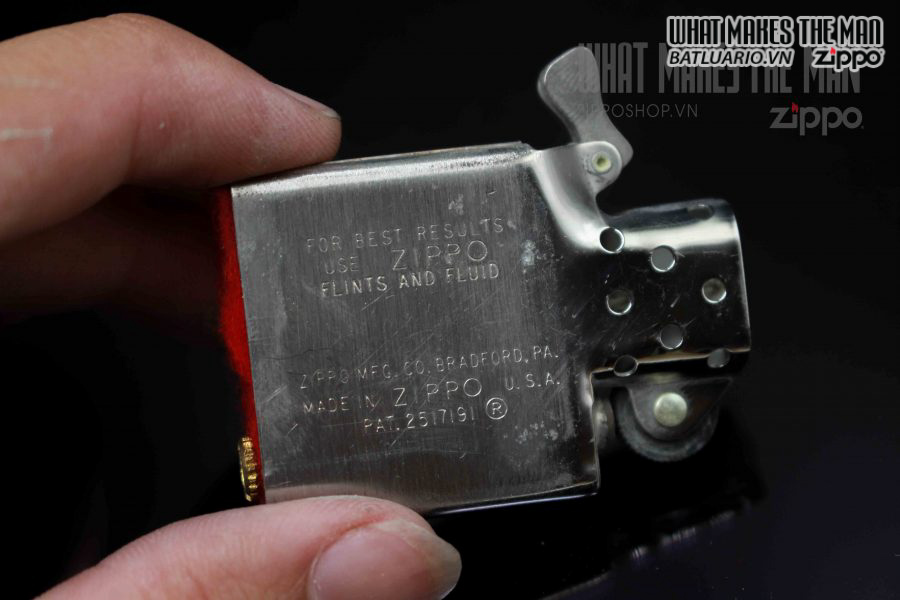 ZIPPO XƯA 1967 – NATIONAL STATE BANK 5